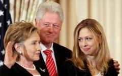 """Nhà Clinton sắp tậu biệt thự triệu """"đô"""""""