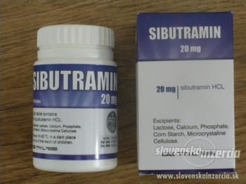 Cảnh báo khi dùng thuốc giảm béo sibutramin