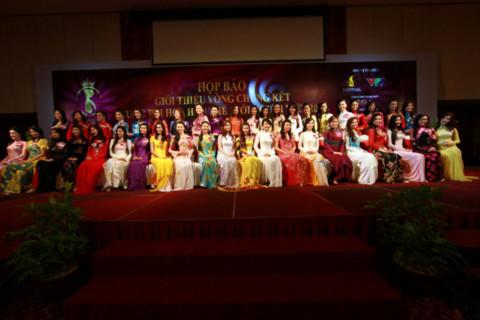 Hoa hậu thế giới người Việt: Vòng chung kết chính thức bắt đầu