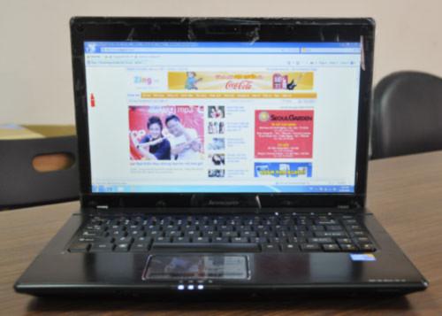 Lenovo G460 - laptop cấu hình cao giá hời