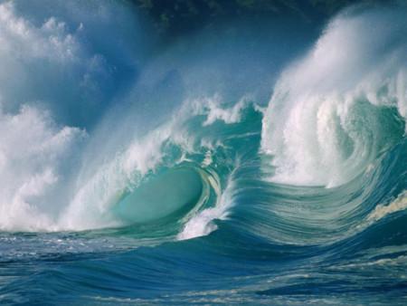 Nước biển càng nhạt màu, Việt Nam càng hứng nhiều bão