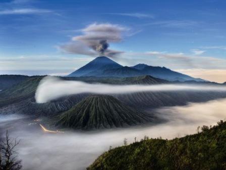 Sự bừng tỉnh của quái vật Etna