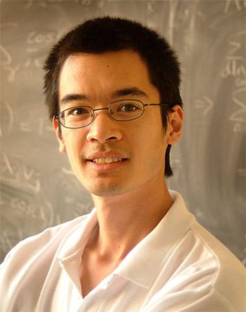 Thần đồng toán học Terence Tao