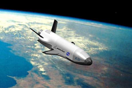 X-37B và những lời đồn đoán