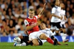 Chấm điểm trận Tottenham (1-4) Arsenal: Gọi tên Jack Wilshere