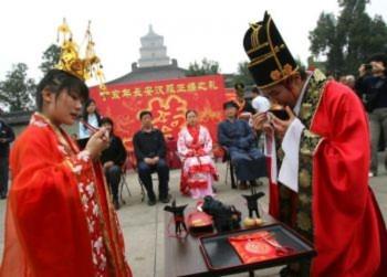 Giá trị hôn nhân trong Trung Hoa cổ xưa