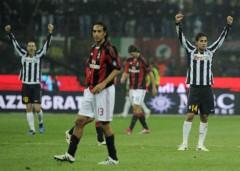Juventus bất ngờ cắt đứt mạch thắng của Milan
