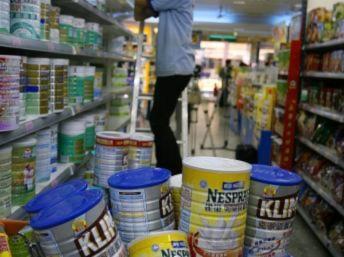 Lại phát hiện sữa trộn độc tố melamine