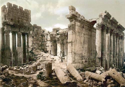 Bí ẩn những ngôi đền khổng lồ của người tiền sử
