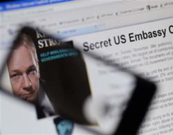 Ngân hàng Thụy Sĩ đóng băng tài khoản của chủ Wikileaks