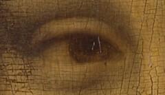 Phát hiện các mật mã trong mắt nàng Mona Lisa
