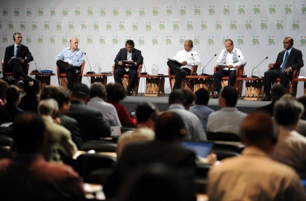 Thành lập Quỹ Khí hậu Xanh giúp các nước nghèo