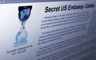 Vòng phong toả WikiLeaks ngày càng chặt