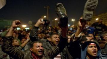 Đêm kịch tính lịch sử tại Ai Cập