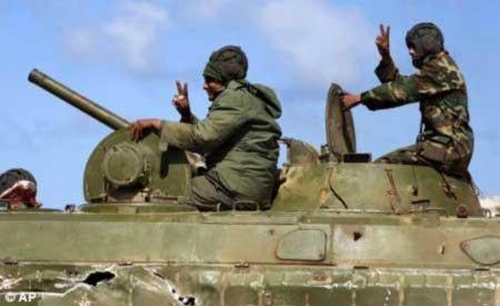 Gaddafi sẽ từ bỏ quyền lực nếu được hưởng đặc quyền
