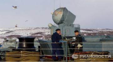 Hải quân Nga tập trận