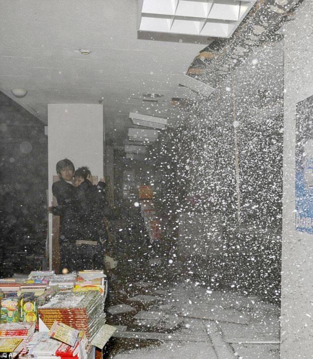Người Việt kể về trận động đất kinh hoàng tại Nhật Bản