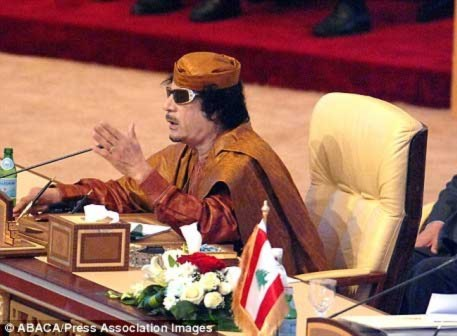 Bí ẩn lớn nhất về đại tá Gaddafi