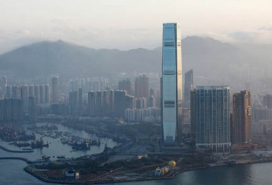 Hongkong sở hữu khách sạn cao nhất thế giới