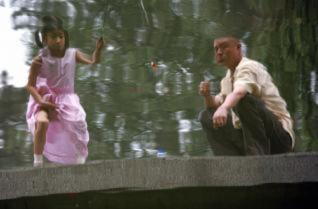 Một sợi dây tâm linh giữa người bố và đứa con gái