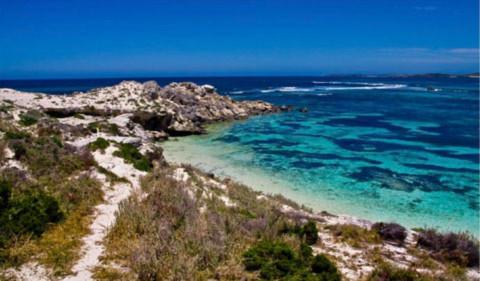 Biển Albany mùa thu, trên đường đi xuống cực nam của Tây Úc.