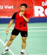 Tiến Minh vào tứ kết giải cầu lông Australia Mở rộng
