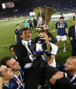 Eto'o giúp Inter giành Cup Italy