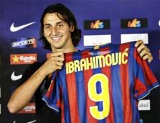 Giành Scudetto cùng Milan, Ibra quyết không về Barca