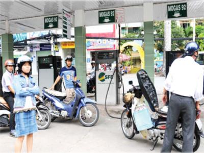 Rối loạn thị trường xăng dầu