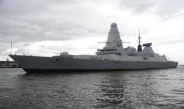 Các đại gia thế giới tập trận hải quân