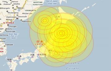 Động đất gây cảnh báo sóng thần ở Nhật Bản