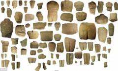 Những tượng vỡ hé lộ nghi lễ bí ẩn thời đồ đồng