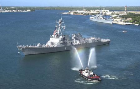 """Philippines, Mỹ thông báo tập trận hải quân chung """"không nhằm vào Trung Quốc"""""""