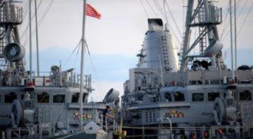 Tập trận hải quân Mỹ - Philippines