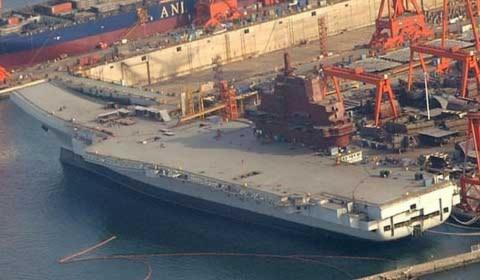 Tàu sân bay: Biểu tượng tham vọng hải quân Trung Quốc