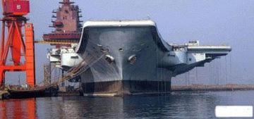 Trung Quốc chạy thử tàu sân bay tuần tới