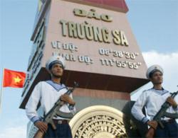 Việt Nam chủ trương hòa bình ở Biển Đông