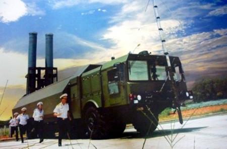 Vũ khí hiện đại mới của hải quân Việt Nam