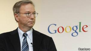 Eric Schmidt được cho là đã gọi Trung Quốc là kẻ tin tặc tấn công dồn dập nhất vào các công ty nước ngoài