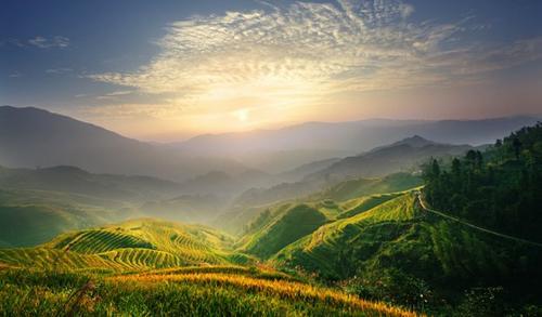 Một ngày mới đến với Trung Quốc. (Photos.com)