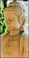 Chữ Vạn trên tượng Phật