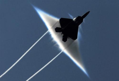 F22 - máy bay chủ lực tấn công IS