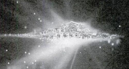 Ngày 26/12/1993 kính vọng Hubble chụp được ảnh thế giới thiên quốc