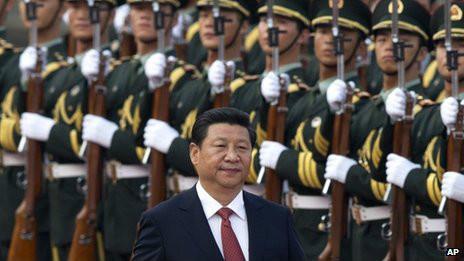 Tập Cận Bình nhiều lần nói về nguy cơ tham nhũng kể từ khi lênh lãnh đạo Trung Quốc