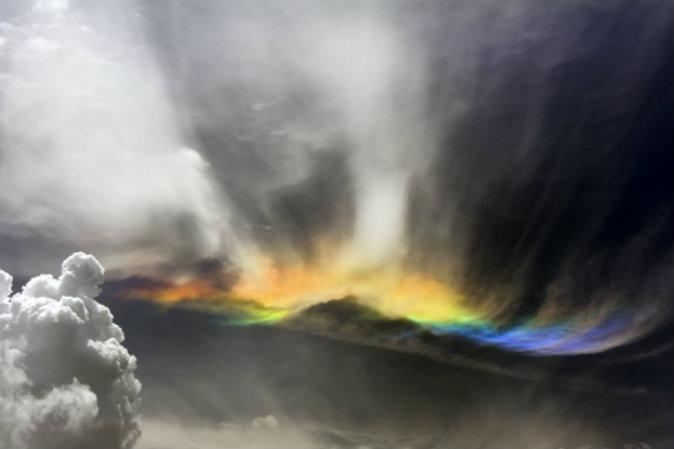Cầu Vồng Lửa. (Ảnh Shutterstock)