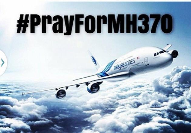 máy bay mất tích mh370