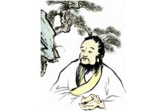 Biển Thước, được coi là bậc thầy với công năng thấu thị, thành lập các giao thức y tế vẫn đang được sử dụng trong y học Trung Quốc ngày hôm nay. (Jessica Chang / Epoch Times)
