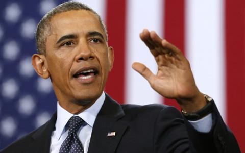 Tổng thống Mỹ Obama muốn thay đổi chiến lược quan hệ với Trung Quốc (Ảnh: AFP)