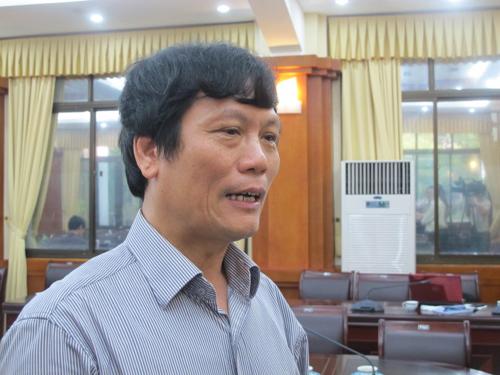 Ông Nguyễn Xuân Hồng - Cục trưởng Cục Bảo vệ thực vật (Bộ NN&PTNT)