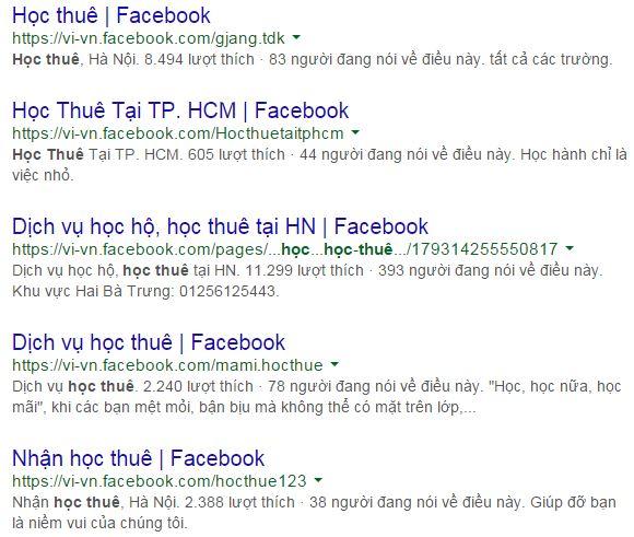 hoc thue